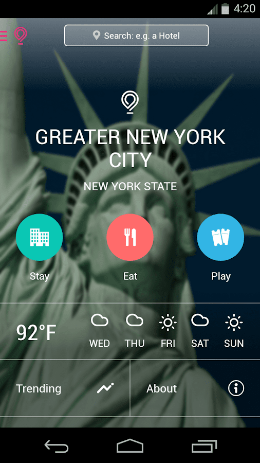 New York City Guide - Gogobot- screenshot
