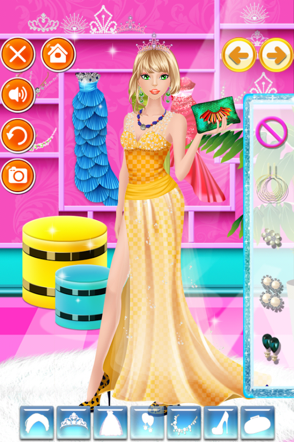 Screenshots of Prom Spa Salon - Girls Games for iPhone