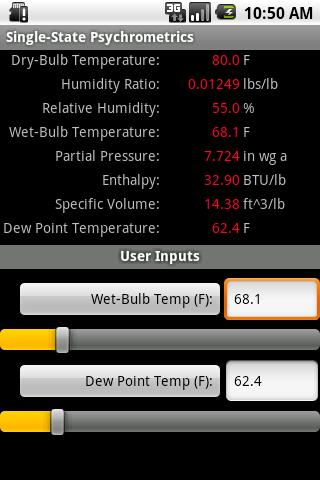 HVAC Toolkit- screenshot