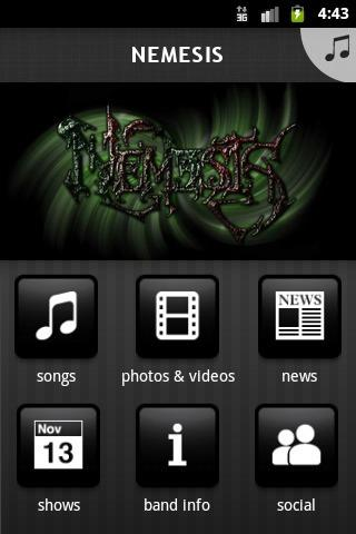 NEMESIS - screenshot