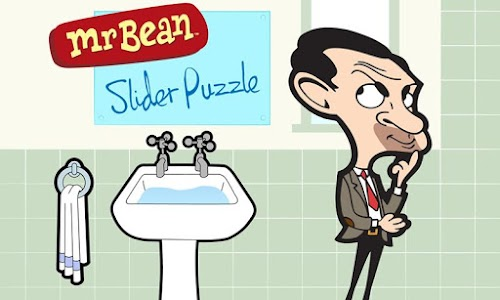 Mr Bean Slider Puzzle v1.0