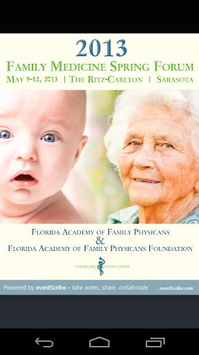 FAFP 2013 Spring Forum