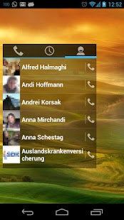 Simple Dialer Widget- screenshot thumbnail