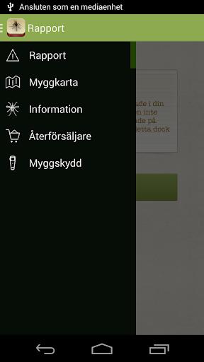 Myggrapporten