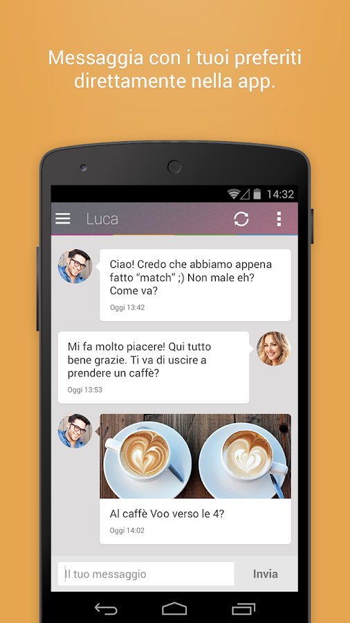 sognare di flirt chat apps