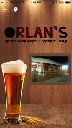 Orlan's Restaurant Sport bar