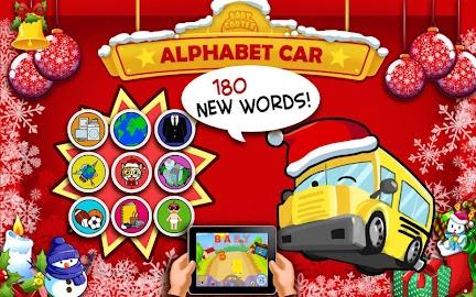 Alphabet Car Screenshot 1
