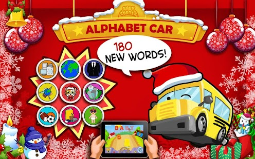 Alphabet Car- screenshot thumbnail