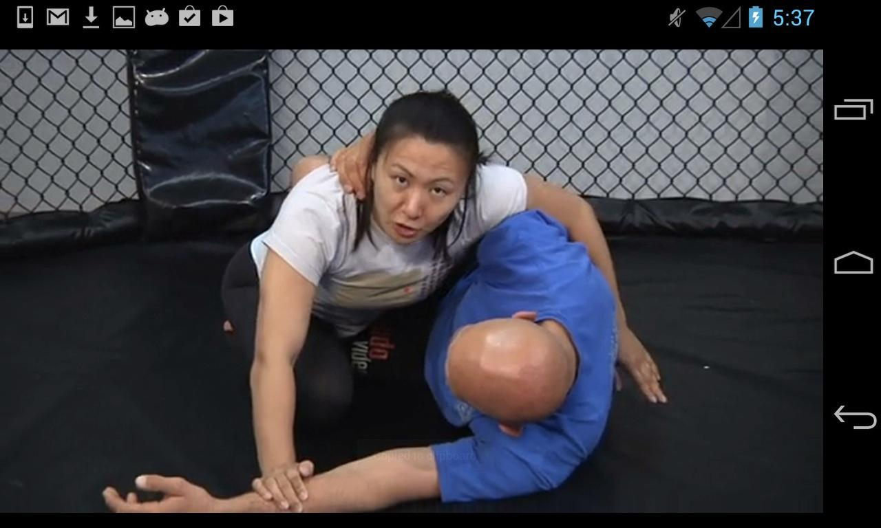 BigStrong 14, No Gi Control - screenshot