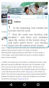 Floating Bible - náhled