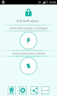 Anti theft alarm - screenshot thumbnail