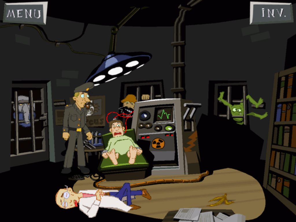 Polda 2 - screenshot