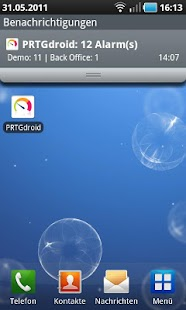 PRTGdroid - screenshot thumbnail
