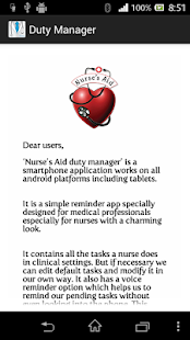 Nurses Aid - screenshot thumbnail