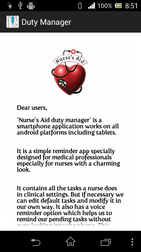 Nurses Aid - screenshot