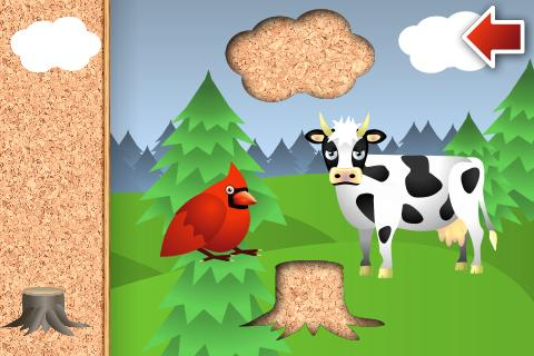 Animal Puzzle For Toddlers- screenshot
