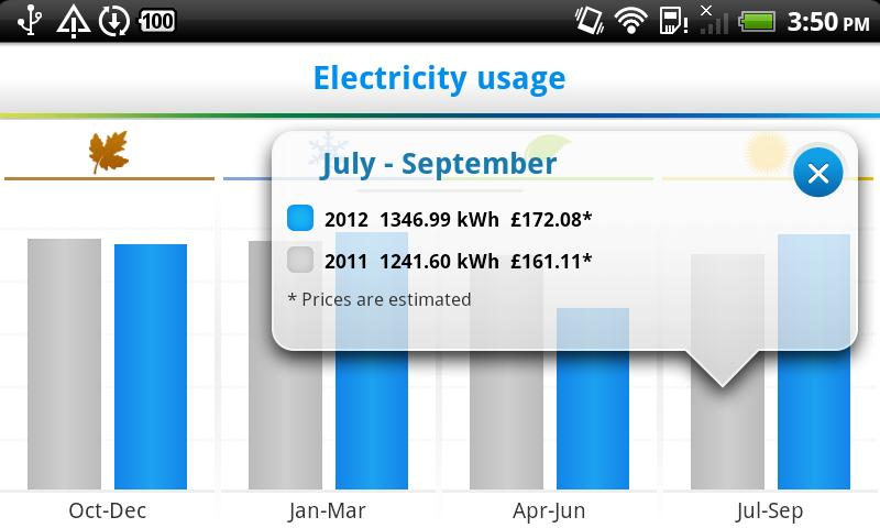 British Gas - screenshot