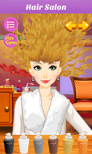 【免費策略App】Qute Fashion Pretty Hair Salon-APP點子