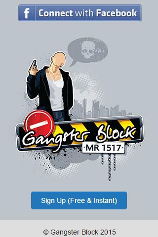 Gangster Block