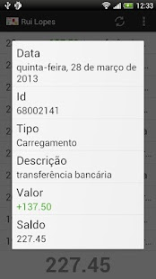 cartão à la card- screenshot thumbnail