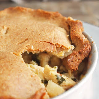 Brazilian Chicken Pie (Low Carb and Gluten Free).