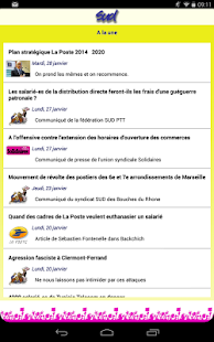 Sud Solidaires mobiles