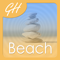Beach Meditation Relaxation icon