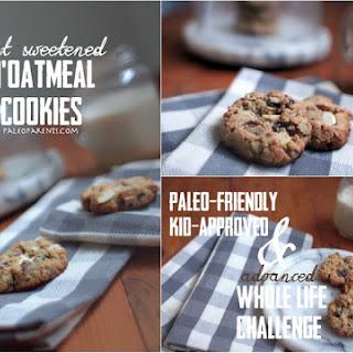 N'Oatmeal Cookies.