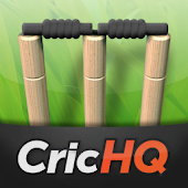 The CricHQ Cricket App