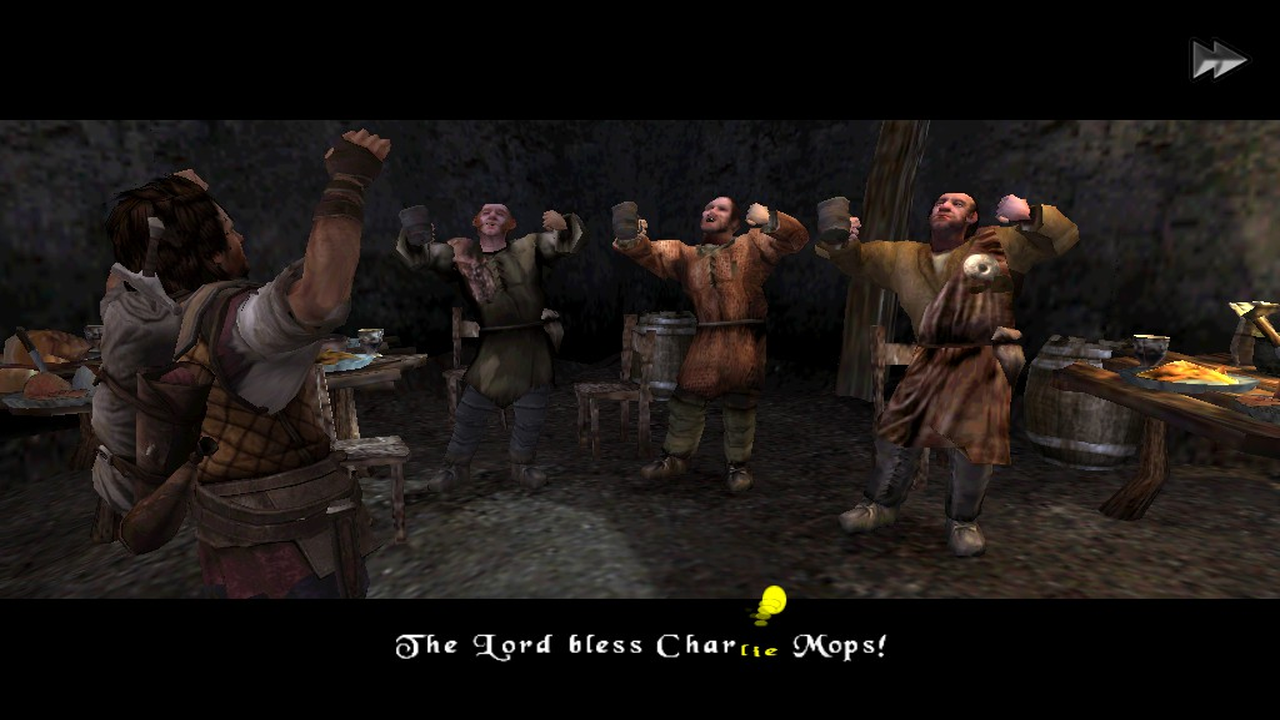 The Bard's Tale - screenshot