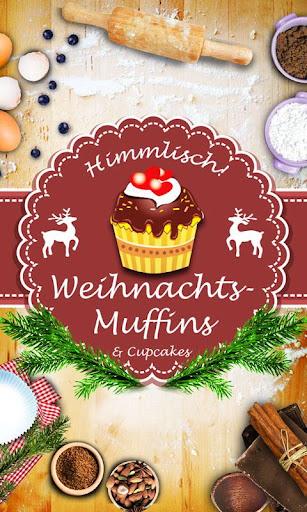 Muffins Cupcakes Weihnachten