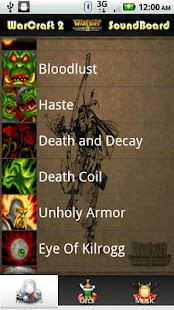 WarCraft 2 Soundboard Pro- screenshot thumbnail