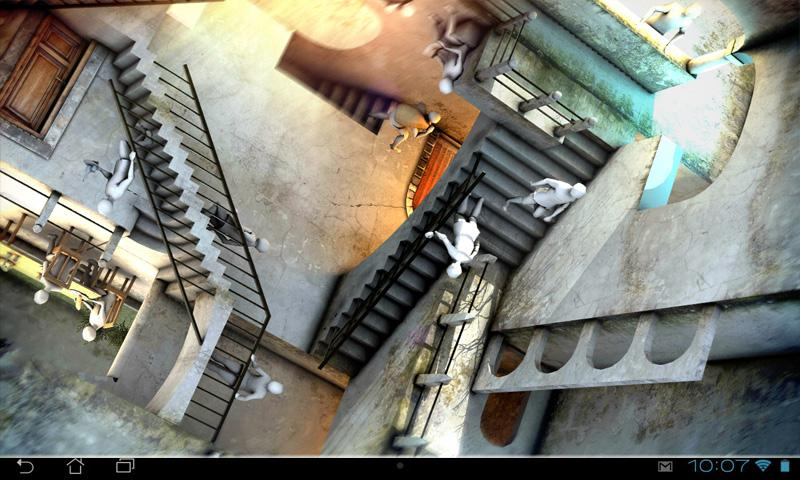 Impossible Reality 3D Pro lwp- screenshot