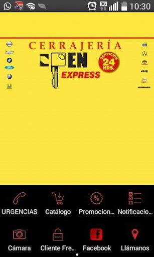 Cerrajeria Open Express