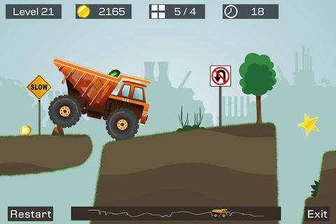 Big Truck --best mine truck express simulator game 3.39 Cheat screenshots 2