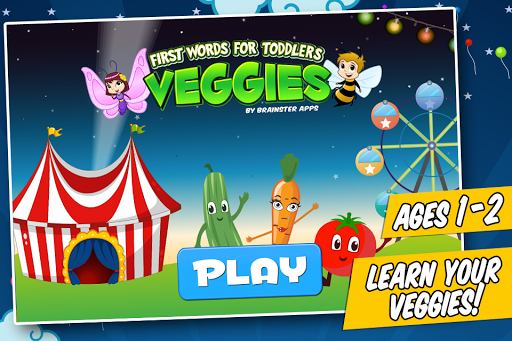 Veggie Kids: Learn Vegetables