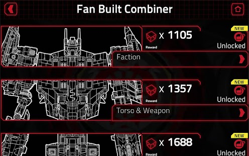 TRANSFORMERS Official App Screenshot 4