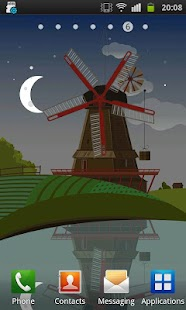 Windmill Live wallpaper- screenshot thumbnail