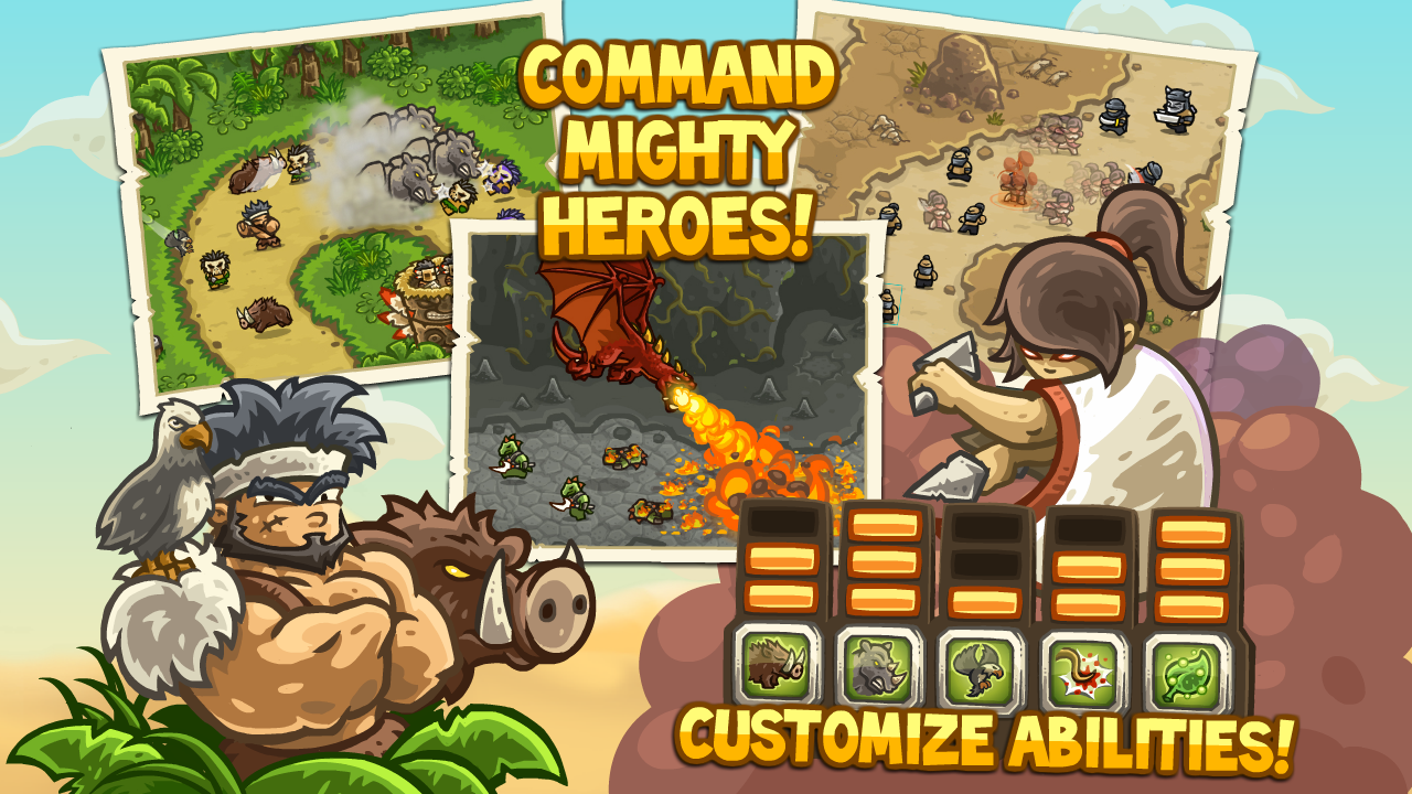 Kingdom Rush Frontiers screenshot #7
