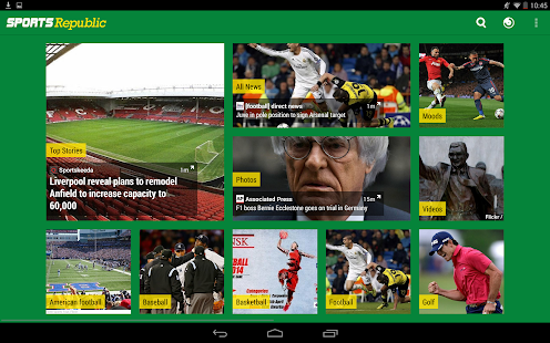 FOX Sports - Apps for iPhone, iPad, Android, Windows, Windows Phone, and TV streaming devices | FOX