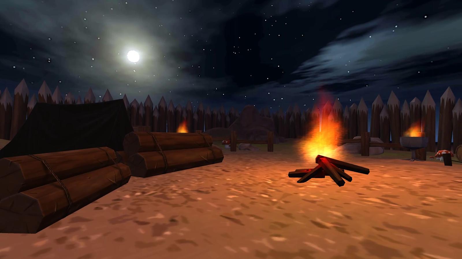 campfire how to play skyrim