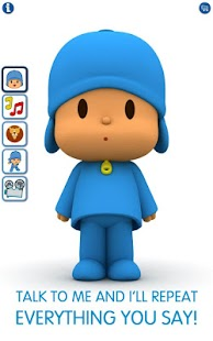 Talking Pocoyo Free - screenshot thumbnail