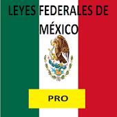 Leyes Federales de México PRO