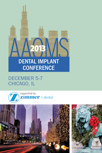 AAOMS 2013 Dental Implant - screenshot thumbnail
