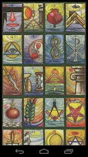 Masonic Tarot- screenshot thumbnail