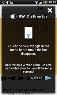 BW-Go Free - screenshot thumbnail