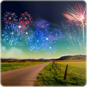 Firework Explosion wallpaper icon
