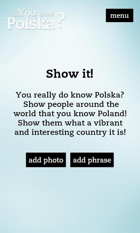 Do You Know Polska?- screenshot