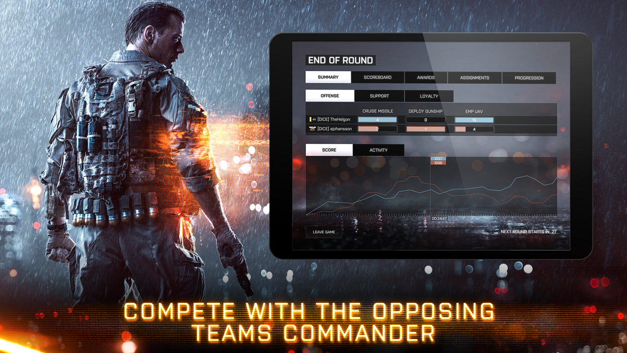 BATTLEFIELD 4™ Commander - screenshot