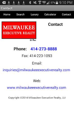 Milwaukee Real Estate Search 1.4 screenshots 6